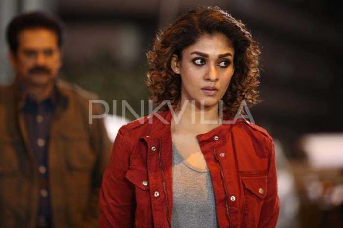 Photos: Nayanthara, Atharvaa and Raashi Khanna starrer Imaikkaa Nodigal is gearing up for release