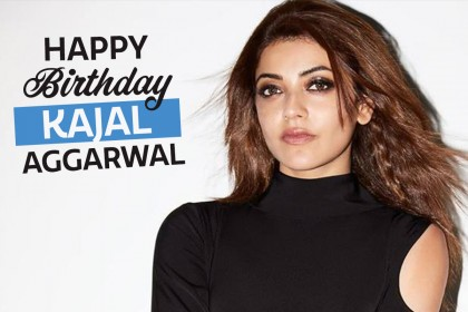 Birthday Special: These pictures of Kajal Aggarwal prove she is blessed with natural beauty