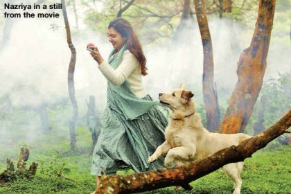 Fans are excited about Nazriya Nazim's come back film Koode directed by Anjali Menon