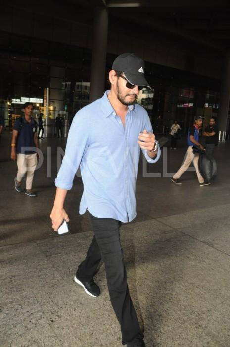 Mahesh Babu visits Mumbai for his Bollywood debut? Here's the truth!