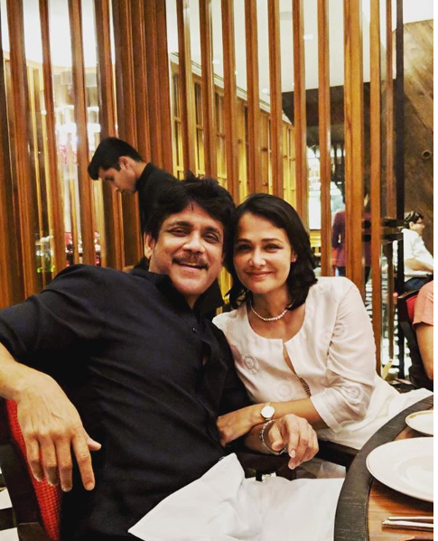 Akhil Akkineni's marriage anniversary wish for Nagarjuna and Amala is too cute to miss