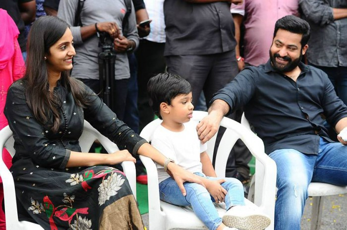 Jr NTR and wife Lakshmi Pranathi welcome their second child