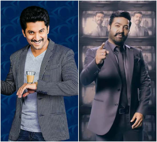 Bigg Boss Telugu 2: Nani's reply to being compared with Jr NTR by eliminated contestant Sanjana is savage