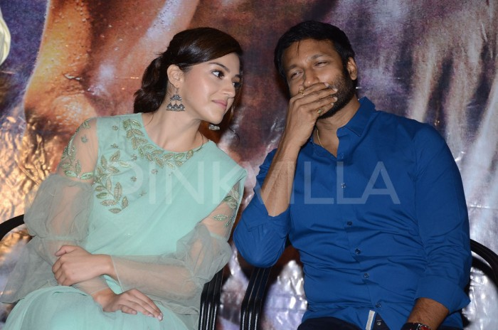 Photos: Gopichand, Mehreen Pirzada and others at Pantham trailer launch