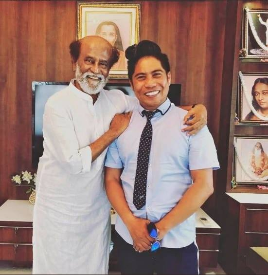 National Award winning action director comes onboard for Rajinikanth's upcoming film with Karthik Subbaraj