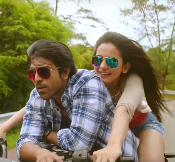 Rakul Preet to do a special song in Ram Charan's upcoming film with Boyapati Srinu?