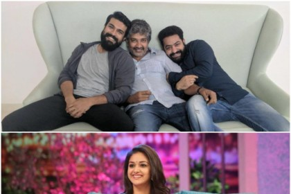 Keerthy Suresh approached for Rajamouli's multi-starrer with Jr NTR and Ram Charan?