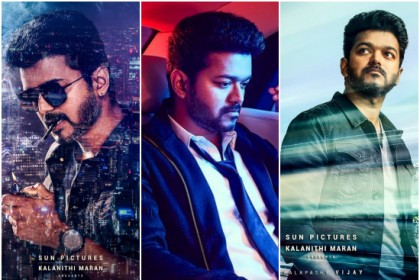 Fans root on all three first look posters of Thalapathy Vijay's Sarkar, See Reactions!