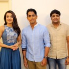 Siddharth and Catherine Tresa pair up for a film to be directed by debutante Sai Sekhar