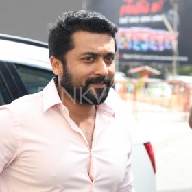 Suriya's upcoming film with KV Anand starts rolling in London