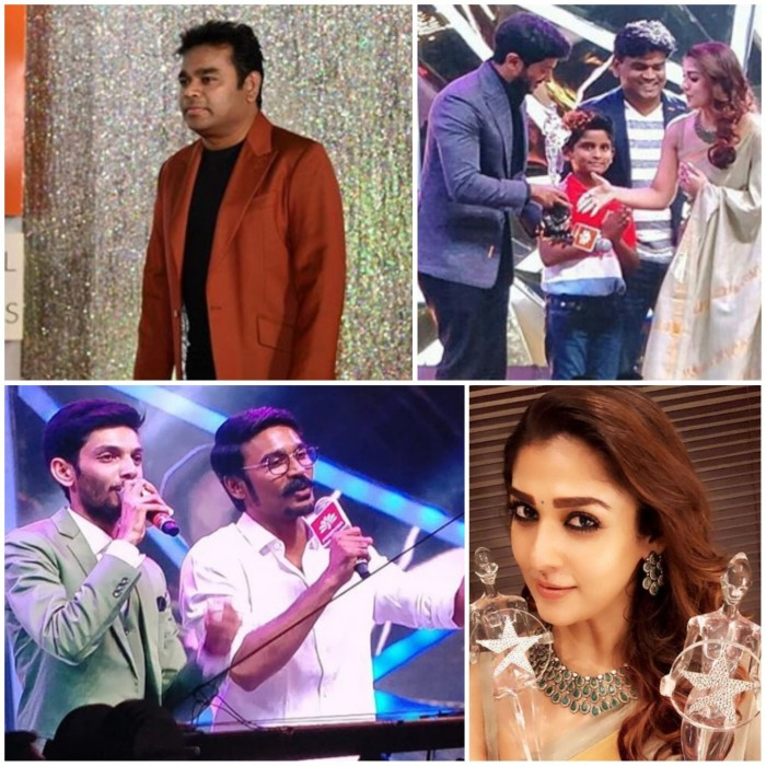 Vijay awards 2018: Here's the full winners list