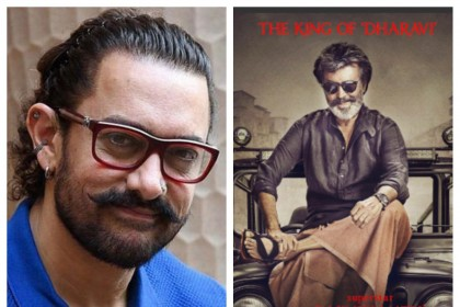 Bollywood actor Aamir Khan expresses his excitement to watch Rajinikanth's Kaala