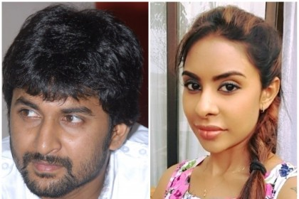Sri Reddy is back, shares a shocking post about actor Nani