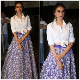 Yay or Nay: Aditi Rao Hydari in Ridhi Mehra