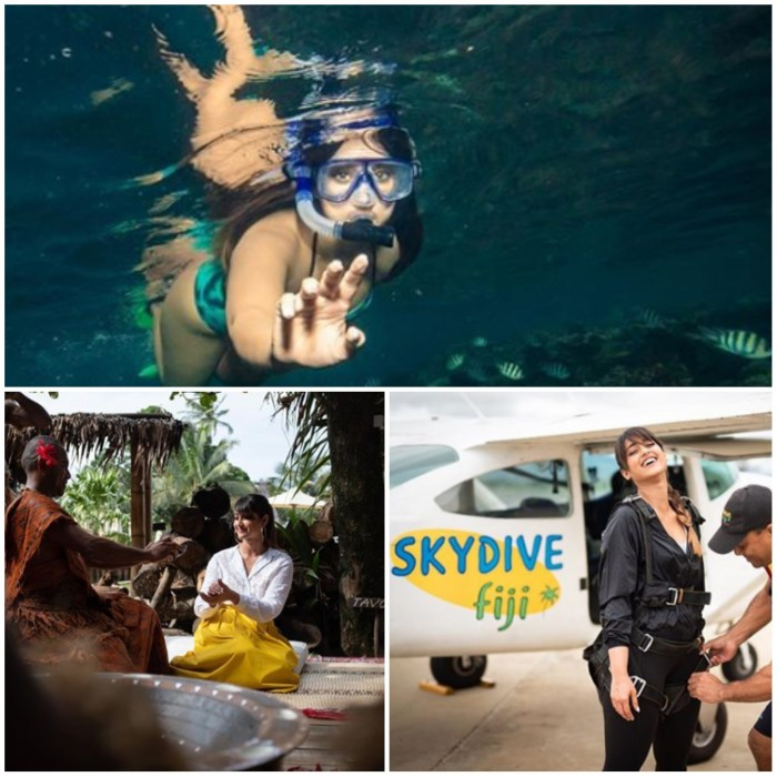These holiday pictures of Ileana D'Cruz will give you serious wanderlust