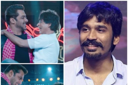 Dhanush comments on Zero teaser, here's how Shah Rukh Khan reacted