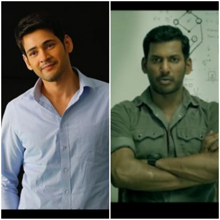 Mahesh Babu is all praises for Vishal and Samantha's Abhimanyudu