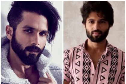 Here's what Vijay Deverakonda has to say about Shahid Kapoor to step into his shoes for Arjun Reddy remake