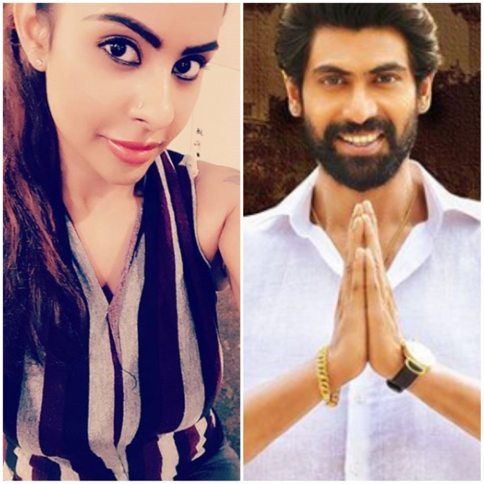 Sri Reddy's reaction to Rana Daggubati's health issues will leave you amazed