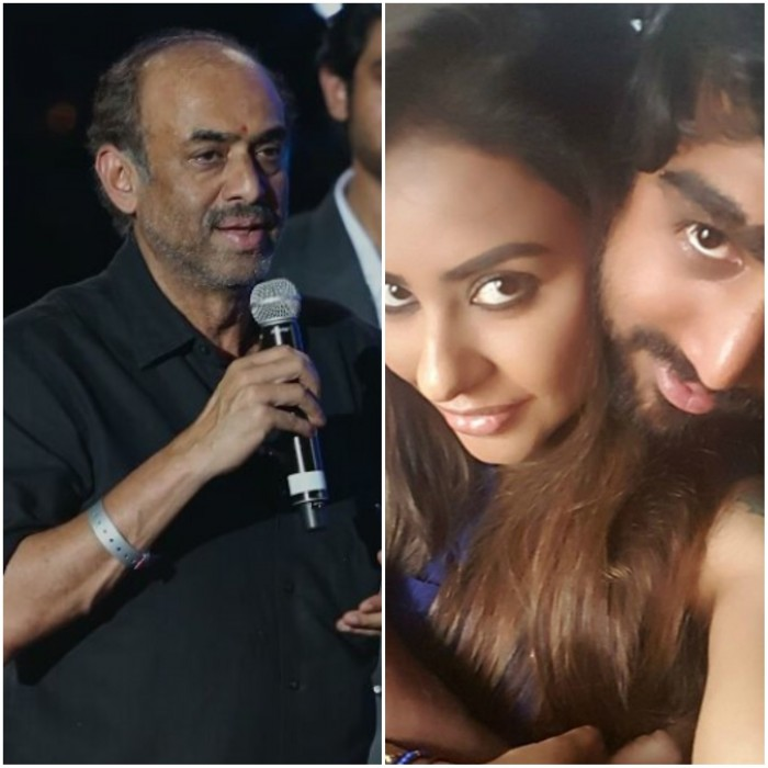 Suresh Babu opens up on Sri Reddy and Abhiram Daggubati's controversy