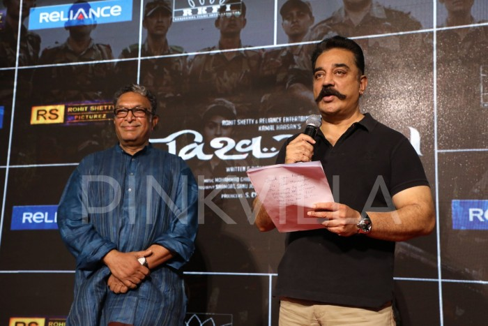Kamal Haasan: Prepared to take on any protests on Vishwaroopam 2 as a politician