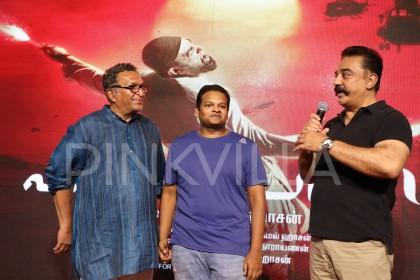 Photos: Kamal Haasan at the trailer launch of Vishwaroopam 2