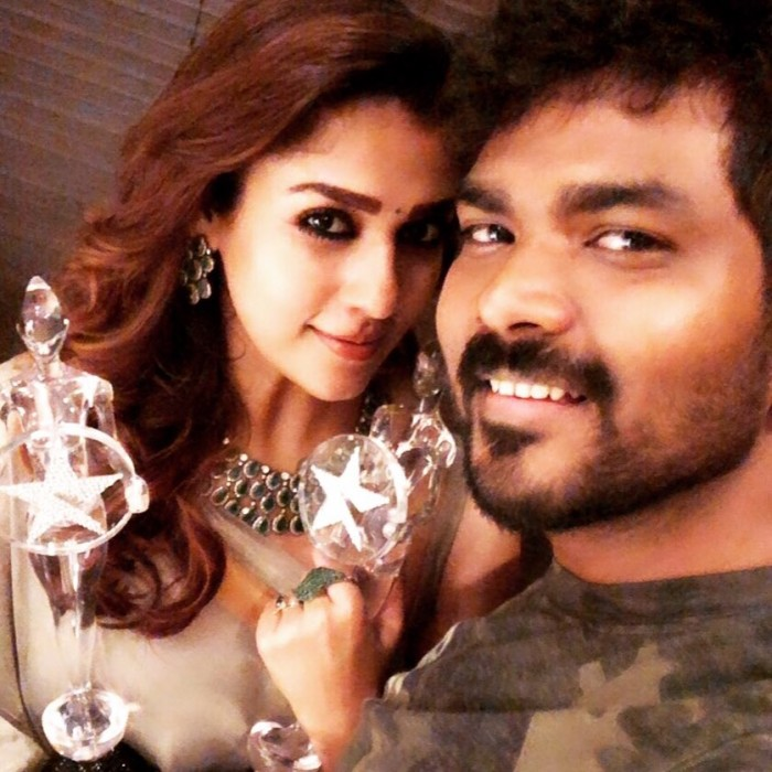 See Photo: Vignesh ShivN is a proud man after beau Nayanthara grabs popular awards