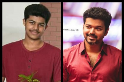 Actor Vijay's son Sanjay will learn filmmaking in Canada, say reports
