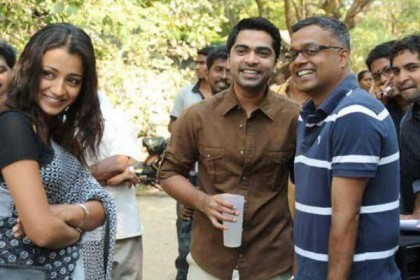 Simbu and Gautham Menon to join hands again for Vinnaithaandi Varuvaayaa