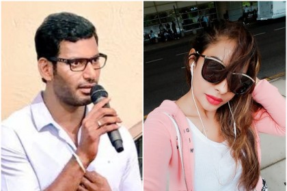 Sri Reddy should give evidence rather than naming anyone: Vishal Krishna
