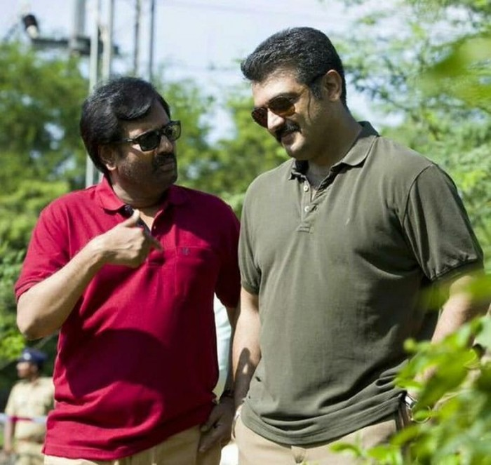 Veteran actor Vivek signed on to play in an important role in Ajith's Viswasam