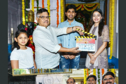 Allu Sirish starrer ABCD goes on floors- see pic