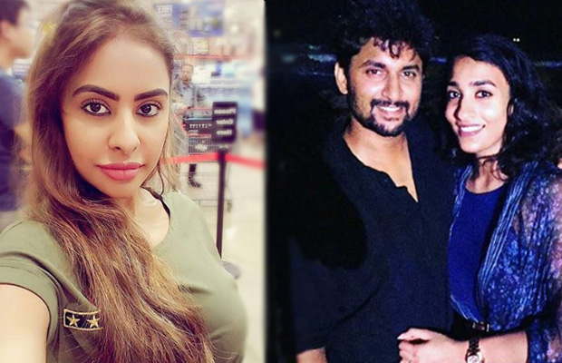 Sri Reddy attacks Nani's wife Anjana