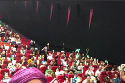 Baahubali 2: Subbaraju witnesses screening success in Japan