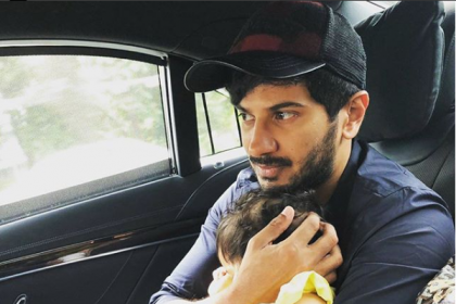 Dulquer on his daughter Maryam: I took time off from work to be with her and it was wonderful