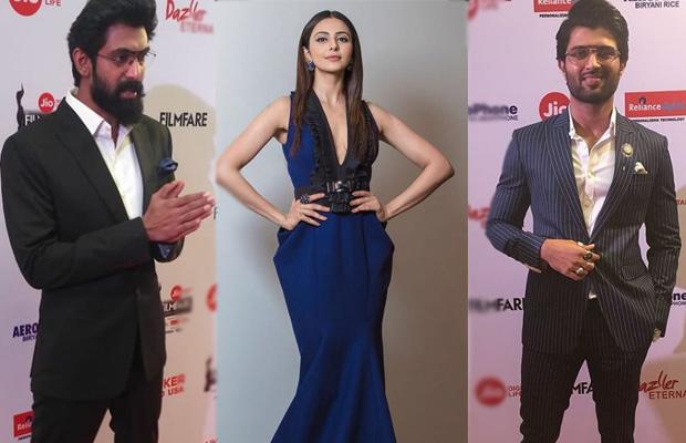 65th Filmfare Awards South 2018 best and worst dressed: Rana Daggubati, Rakul Preet, Kiara Advani and others!