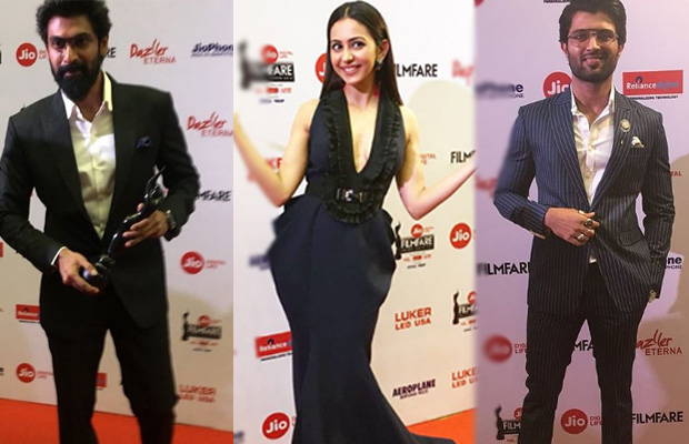 Filmfare Awards 2018 South: Here's the complete list of winners