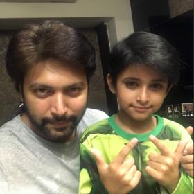 Tik Tik Tik: Jayam Ravi welcomes son Aarav Ravi in the industry with this beautiful post