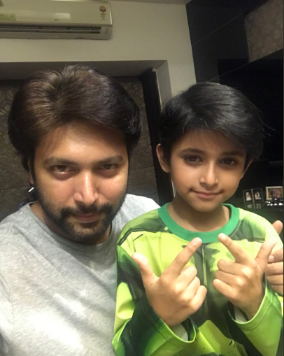 Tik Tik Tik: Jayam Ravi welcomes son Aarav Ravi in the industry with this beautiful post