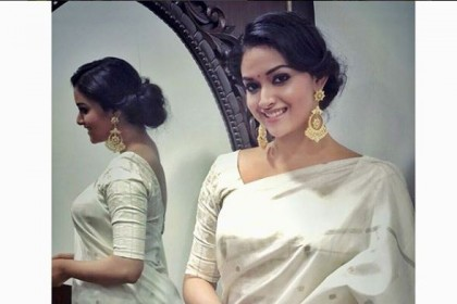 Keerthy Suresh makes an interesting announcement about her next film!