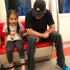 Watch: Mahesh Babu imitates daughter Sitara and it's too cute to miss