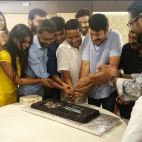 Mammootty starrer Abrahaminte Santhathikal receives a thumbs-up, celebrations begin!
