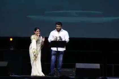 Mohanlal's lip-sync during a live stage show goes terribly wrong, Mollywood fans disappointed