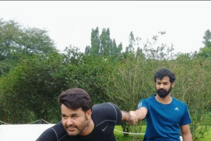 Mohanlal's son Pranav in Marakkar Arabikadalinte Simham?