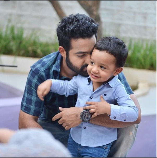 Jr NTR gets an expensive gift from Kalyanram