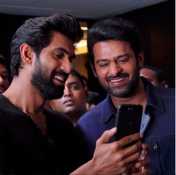 Rana Daggubati shares a throwback picture recalling the time when it all started for Baahubali