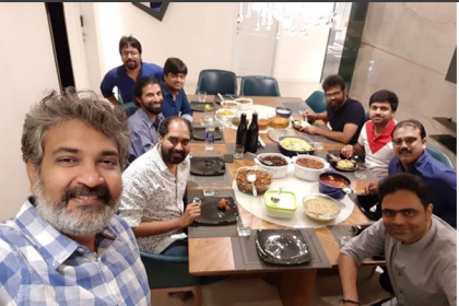 Photo Alert: Leading Tollywood directors bond over food and films