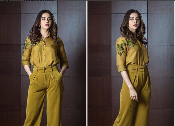 Yay or Nay: Rakul Preet Singh in Babita Malkani
