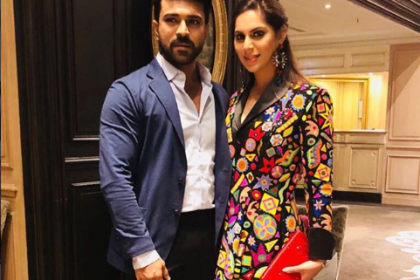 Aww-adorable! Ram Charan goes flower shopping for his wife- See pic