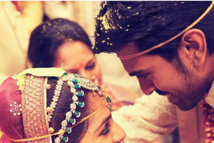 Pictures: Ram Charan's wife Upasana Kamineni shares adorable pictures on their wedding anniversary